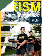 SIS PRISM Freshmen Edition 2013