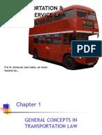 Transpo & Public Service Law[1]