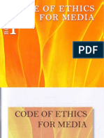 Code of Ethics for Media (Book 1)