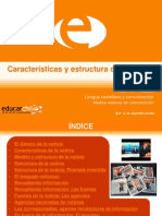 caracteristicasyestructuradelanoticia0-100421210459-phpapp02