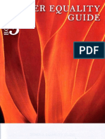 Gender Equality Guide (Book 3)