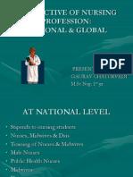 1.2 Prespective of Nursing Profession