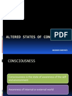 1. Altered States of Conciousness (Dr. Hendro Sp.s)