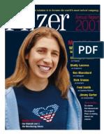Pfizer 2001 Ar