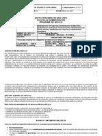 1. Guía Fundamentos de Mercadeo Período 2-2013 Gustavo Celin Vargas