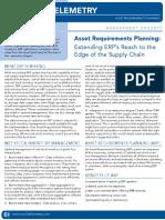 Asset Requirements Planning (ARP)
