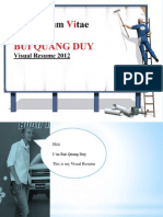 CV 2012 - Bui Quang Duy Final