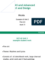 AS EXAM PROJECT Nicola 73 Unit 2.ppt