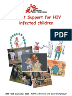 Patient Support for Hiv Infected Children