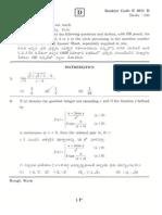 Eamcet-2011 Engineering Paper  - www.6tube.in