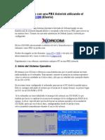 Central Asterisk Con Xorcom LiveCD