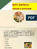 03 Alimentazione e Nutrizione