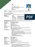 CV Abdul Ghafoor