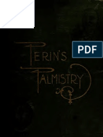 perins science of PALMISTRY