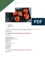 Stuffed red capsicums.doc