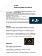 Projeto Pedagogico Horta Escolar