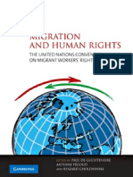 Cholewinski - Migration and Human Rights the United Nations Convention on Migrant Workers' Rights(2010)