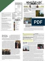 February - Finalized KMSA NewsFlash Vol.1 February 2009
