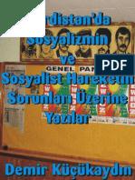 Kürdistan'da Sosyalizmin Sorunları Üzerine Yazılar