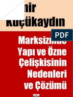 Demir Kucukaydin - Marksizmde Yapi ve Ozne Celiskisi - V-1.pdf