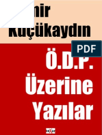 Demir Kucukaydin - ODP Uzerine Yazilar - V-2.pdf