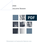 2011 DLS Issue Papers