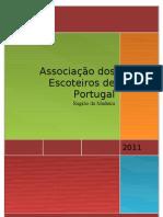 Curso Guias e Sub-Guias Patrulha-Madeira