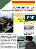 Argento Scarabeus - Corso pc anziani