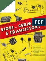 Diodi Al Germanio e Transistori 1959