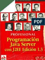 Programación.Java.Server.con.J2EE.Edición.1.3, S.Allamaraju (Anaya Multimedia)._Manybadilla