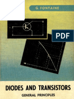 Fontaine - Diodes and Transistors 1963