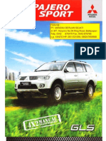 Brosur Mitsubishi Pajero SP (6)