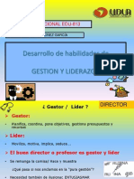 Liderazgo Educativo 2011-1 Chile