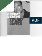 George Benson - The Art of Jazz Guitar (Hot Licks).pdf