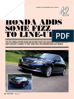 honda 2013 from books scribd