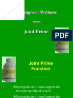 Joint Prime Pp t