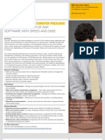 SAP Business One Starter Package (US)