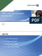 LTE Basic Introduction