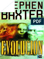 Baxter Stephen. Evolucion (v1.0 Superpollo1968)