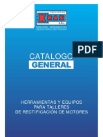 Herramientas Para Rectificado de Motores
