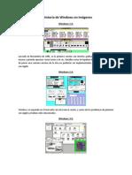 La historia de Windows en imágenes