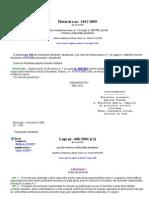 Lege Nr. 608 2001 Privind Evaluarea Conformitatii Produselor, Republicata 2008