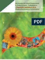 Plaguicidas Inhibidores de La Colinesterasa Carbamatos Organofosforados