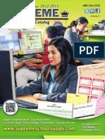 SSS Product Catalog