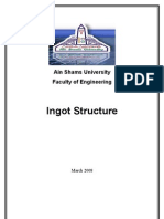 Ingot Structure