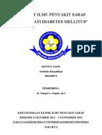 Referat Neuropathy DM