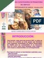 MADRES RESPONSABLES DE FAMILIA