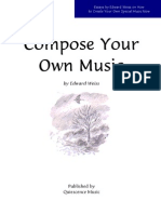 Compose Your Own Music