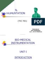Biomedical-Instrumentation Notes