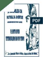 IX ASSEMBLEIA DA PASTORAL DA JUVENTUDE - ARQUIDIOCESE DE POUSO ALEGRE